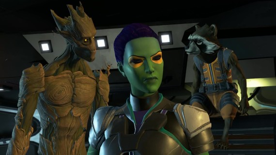 Marvel's Guardians of the Galaxy: The Telltale Series - Episode 5 Trailer