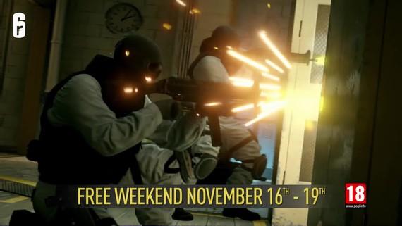 Tom Clancy's Rainbow Six: Siege - Free Weekend