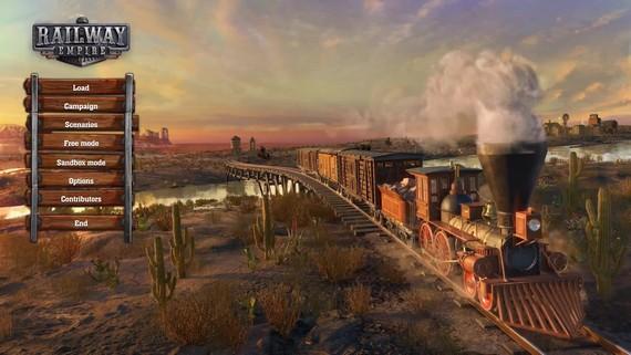 Railway Empire - AI Tycoons Gameplay Trailer