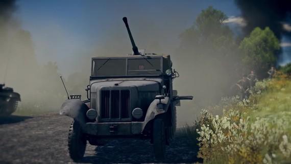 War Thunder - La Résistance Trailer