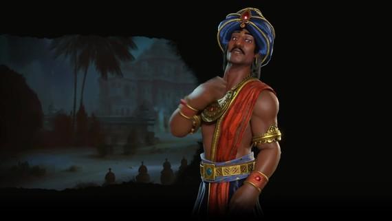 Civilization VI - Rise and Fall - India