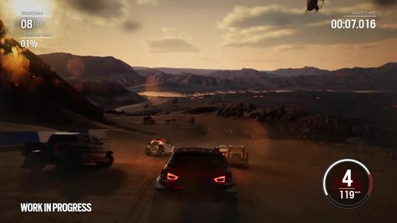 Gravel - Namibia Wild Rush gameplay