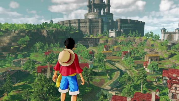 One Piece World Seeker - trailer