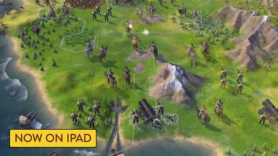 Sid Meier's Civilization VI - iPad Launch Trailer