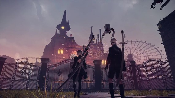 NieR:Automata - Trailer