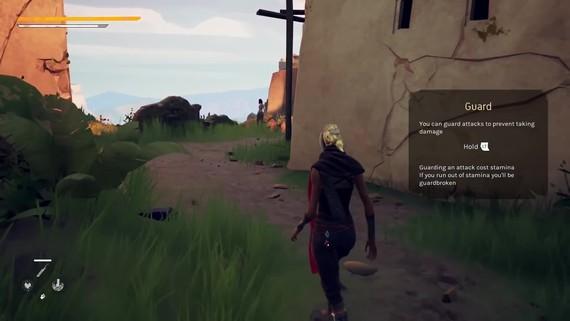 Absolver - gameplay