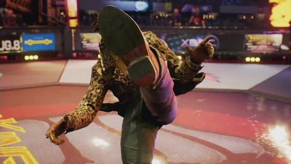 Tekken 7 - Eddy Gordo Character Reveal Trailer