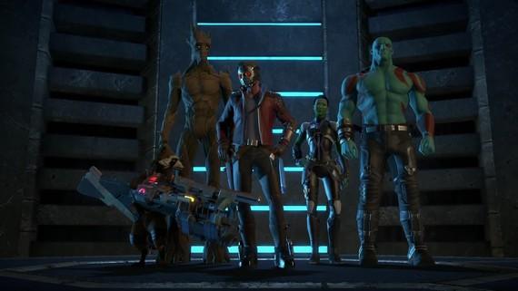 Guardians of the Galaxy: A Telltale series - trailer