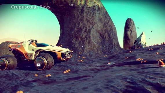No Mans Sky - Path finder update