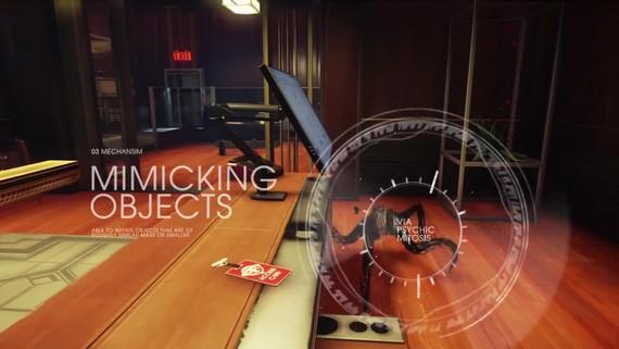 Prey - Typhon project - trailer