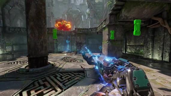 Quake Champions - Scalebearer - trailer