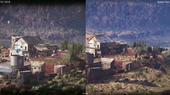 Ghost Recon Wildlands - porovnanie 2016 vs 2017
