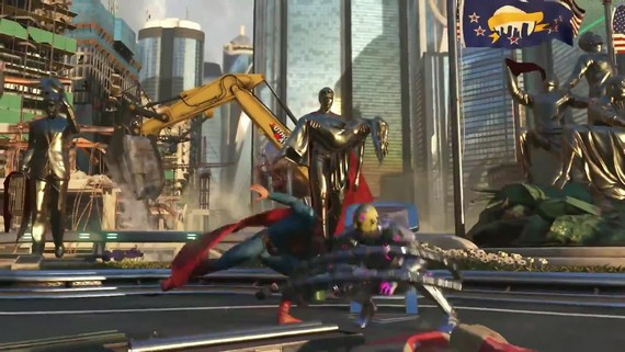 Injustice 2 - Brainiac Gameplay Trailer