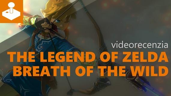 The Legend of Zelda: Breath of The Wild - videorecenzia