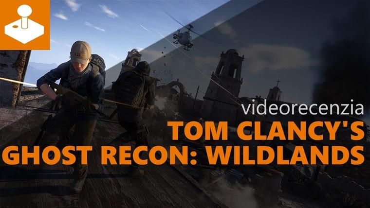 Ghost Recon Wildlands - videorecenzia