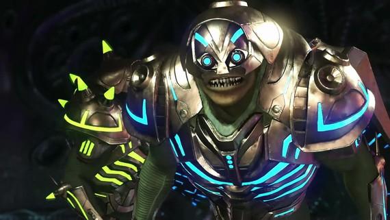 Injustice 2 - Darkseid