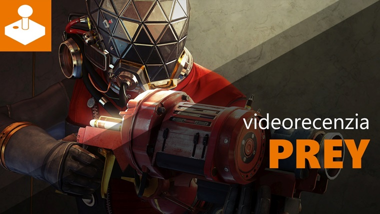 Prey - videorecenzia