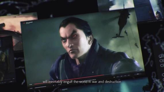 Tekken 7 - The Mishima feud
