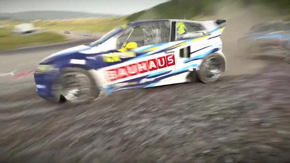 Dirt 4 - Word Rallycross trailer
