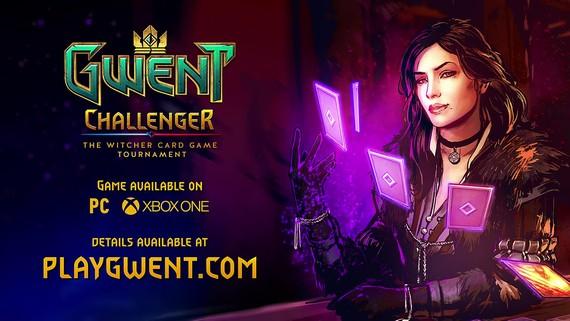 GWENT Challenger - Tournament teaser