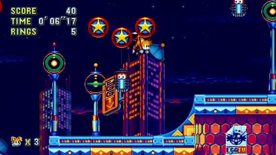 Sonic Mania - Pre-Order Trailer