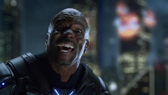 Crackdown 3 - E3 trailer