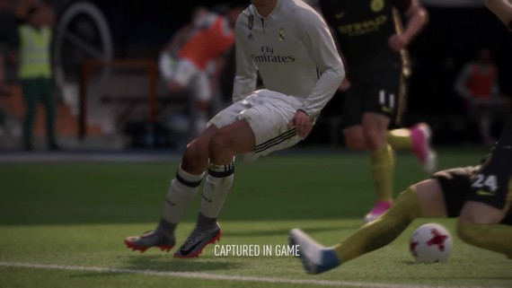 FIFA 18 - gameplay trailer