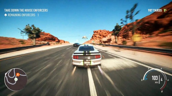 Need for Speed Payback - trailer