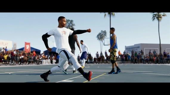 NBA Live 18 - trailer
