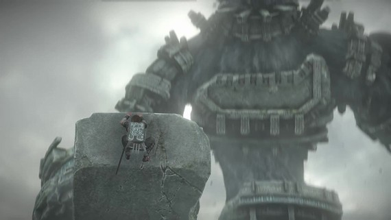 Shadow of Colossus - PS4 trailer