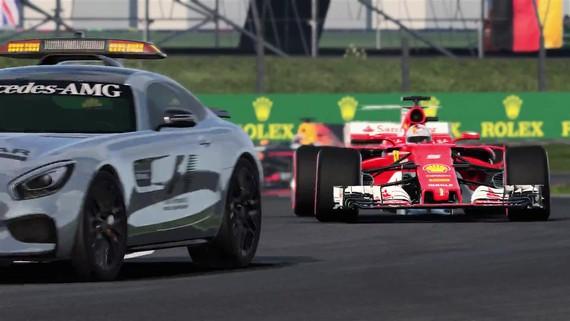 F1 2017 - Born to make history