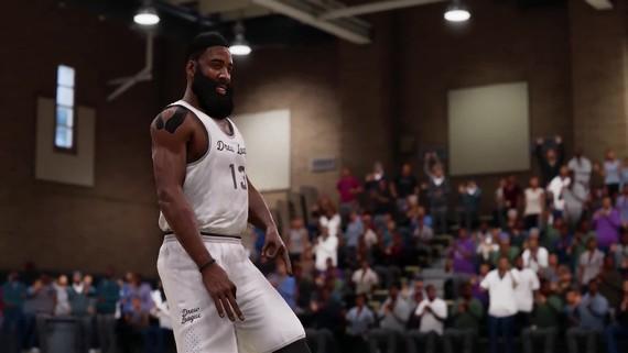 NBA Live 18 - James Harden