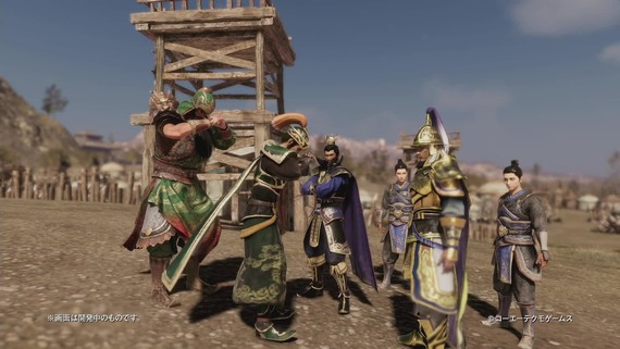Dynasty Warriors 9 - gameplay