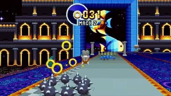 Sonic Mania - Special Stages, Bonuses, and Time Attack