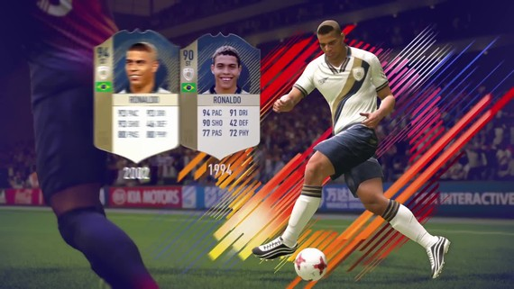 FIFA 18 | FUT ICONS - Stories Trailer ft. Ronaldinho