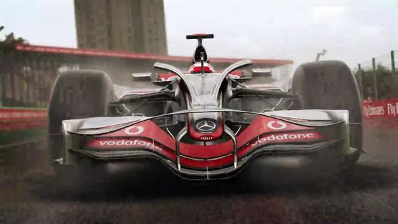 F1 2017 - Born to be wild - trailer