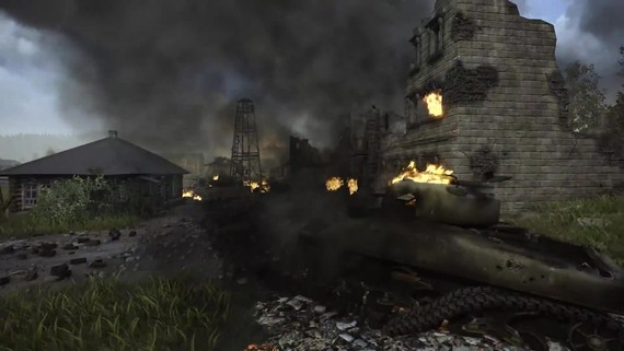 World of Tanks - Xbox One X version