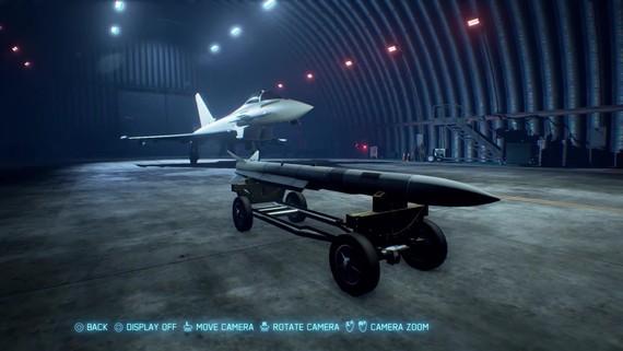 Ace Combat 7 - gameplay