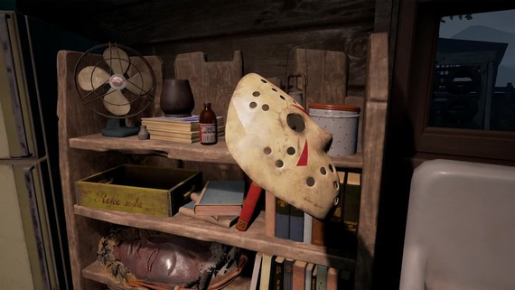 Friday the 13th - Virtual Cabin 2.0 trailer