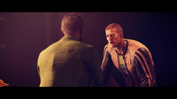 Wolfenstein II: The New Colossus - Give up and die, or step up - trailer