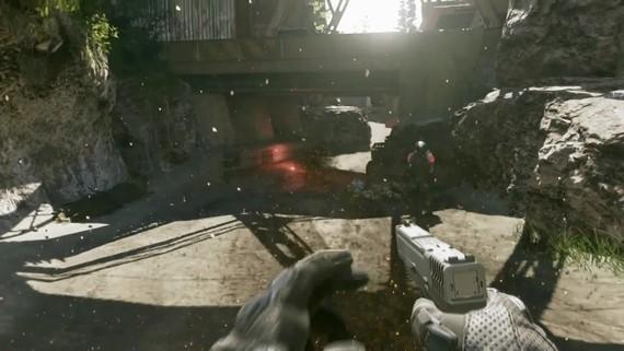 Call of Duty Infinite Warfare - Gesture Warfare