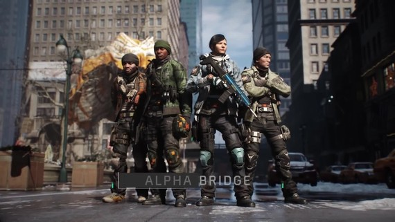 Tom Clancy's The Division - Global Event 4 - Ambush