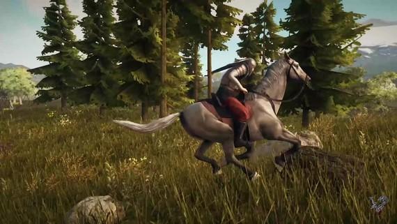 Valnir Rok - PreAlpha Gameplay Trailer