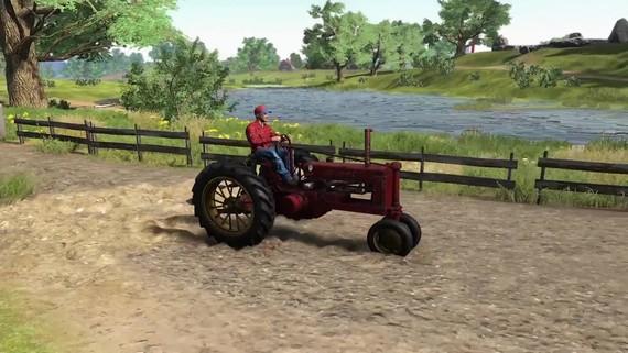 Farmer's Dynasty - Trailer 2018