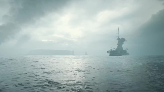 Battlefield 1 - Turning Tides - North Sea - trailer