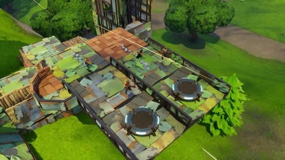 Fortnite Battle Royale - súhrn prvých 100 dní hry
