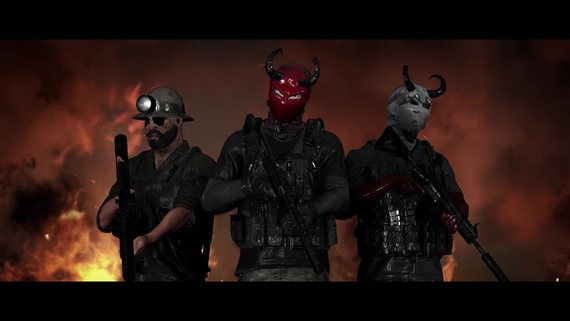 Ghost Recon Wildlands: El Tio de la Mina Returns