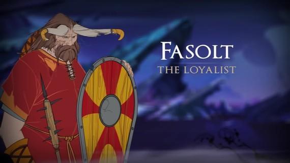 Banner Saga 3 - Fasolt, The Loyalist