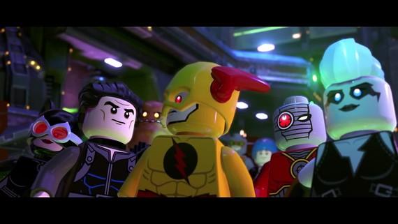 LEGO DC Super-Villains ukazuje vyčíňanie zloduchov, ktorých privedie v utorok