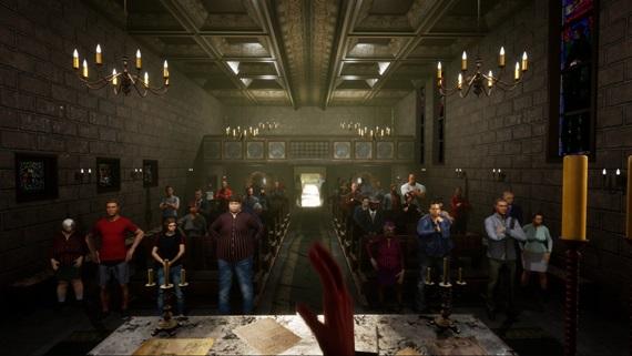 Priest Simulator z vás spraví veľmi svojského kňaza